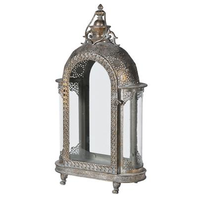 ORNATE ARCH TOP LANTERN LANTERN