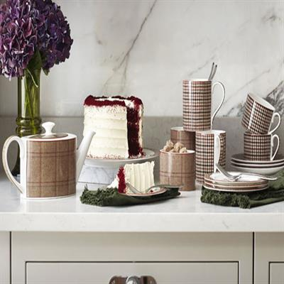 TWEED DINNERWARE