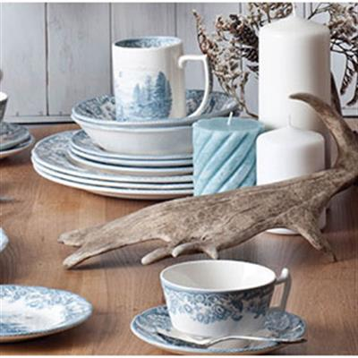 DELAMERE LAKESIDE DINNERWARE