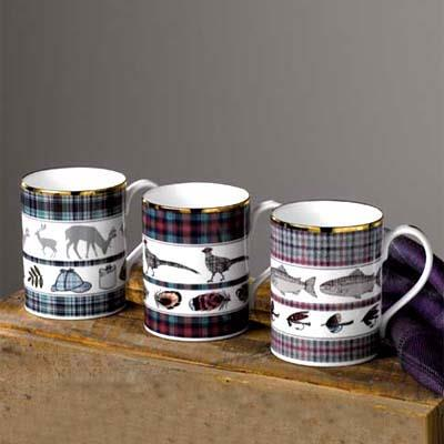 COUNTRY PURSUITS DINNERWARE