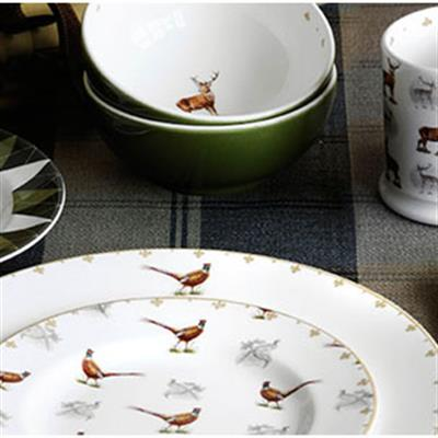 GLEN LODGE DINNERWARE