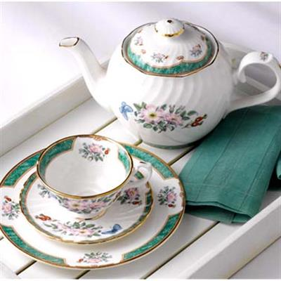 ENGLISH FLORAL DINNERWARE