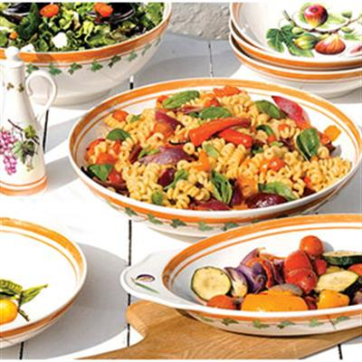 ALFRESCO POMONA DINNERWARE